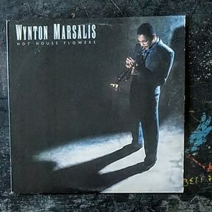 Wynton Marsalis Hot House Flowers Record Album